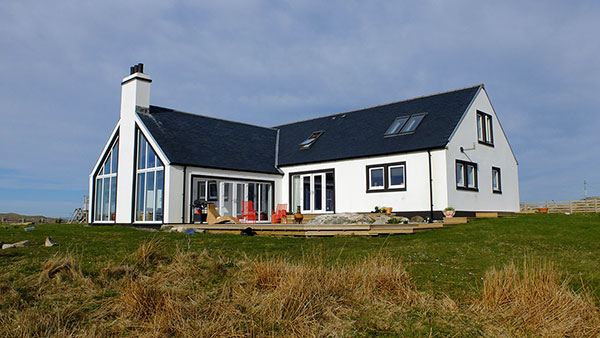 Isle of Coll Self Catering at Arrol House