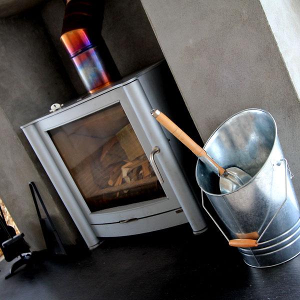 Lounge | Wood burning Stove