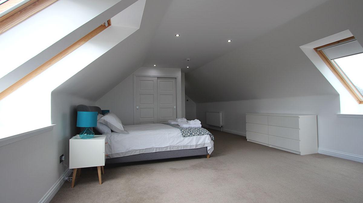 Bedroom 3 | Double Room on the First Floor