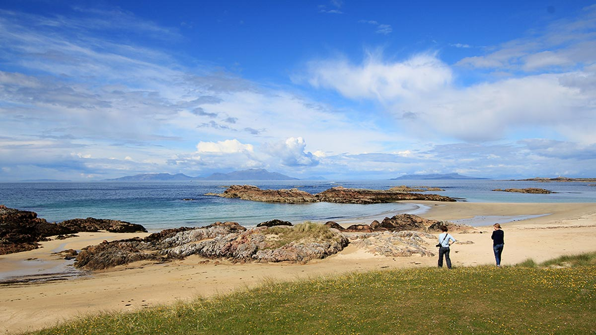 Struan Bay, Isle of Coll