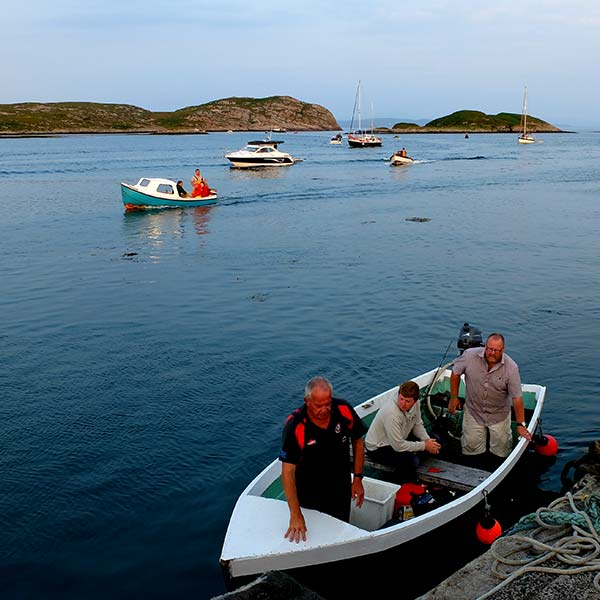 Fishing Competition, Isle of Coll
