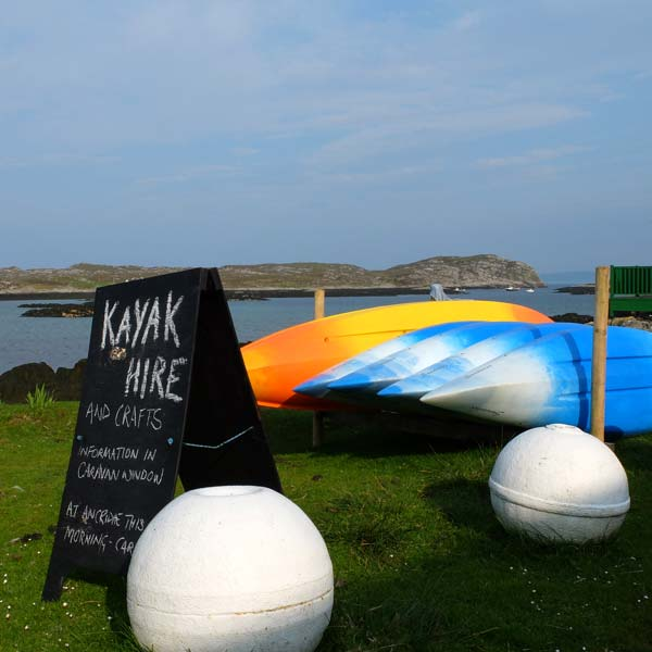 Kayak Hire from Collactive