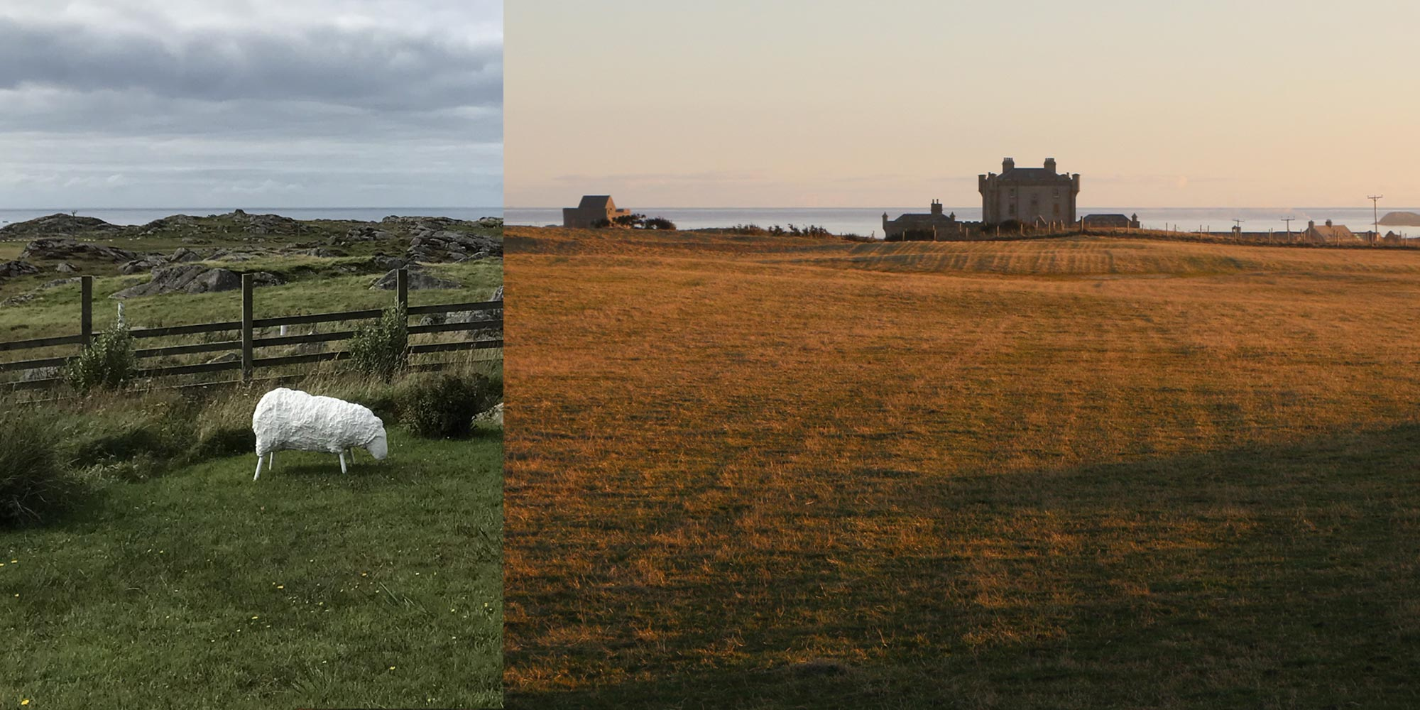 Isle of Coll Self Catering